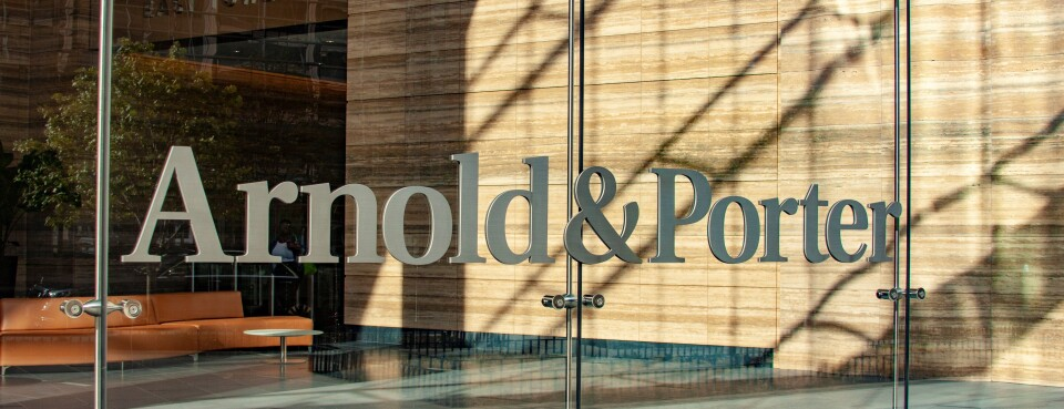 Arnold & Porter Snags Longtime Kirkland Corporate Partner