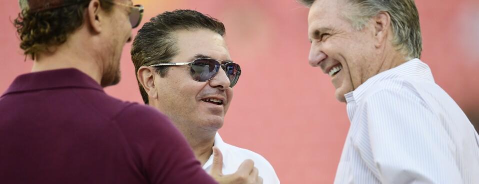 Washington's NFL Team Name Change Ignites Run on Trademarks