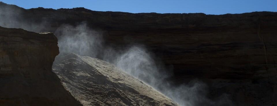 silica dust oshr 9/1
