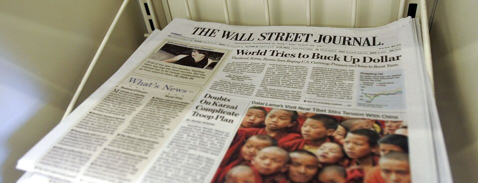 Dow Jones Faces Privacy Lawsuit Over WSJ Customer Data
