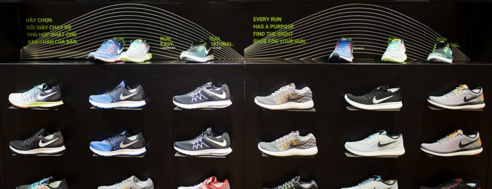 Resplandor Piquete Península  Pursuit of Big Nike Counterfeit Win Clashes With Banking Law